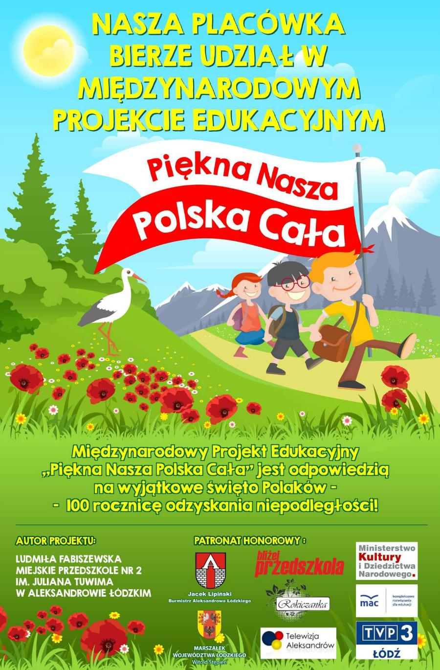 piekna nasza polska cała